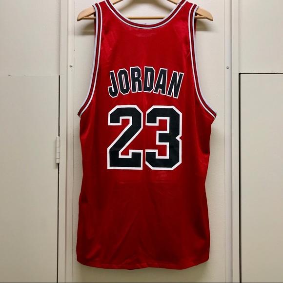46e34ca34aad81 Champion Other - Vintage Michael Jordan Reversible Champion Jersey!